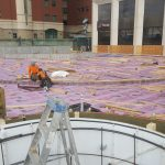 ATB Place South Plaza Deck and Concourse – Plaza Deck Restoration