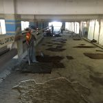 Royal Alexandra Hospital South East Parkade – Parking Structure Restoration