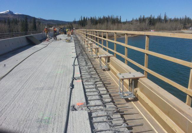 Seebe Bridge – Bridge Rehabilitations