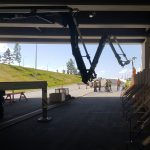 Whitemud Barriers - Transportation Infrastructure