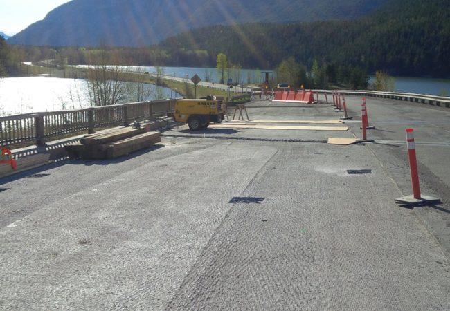 Crowsnest Pass Bridge Rehabilitation