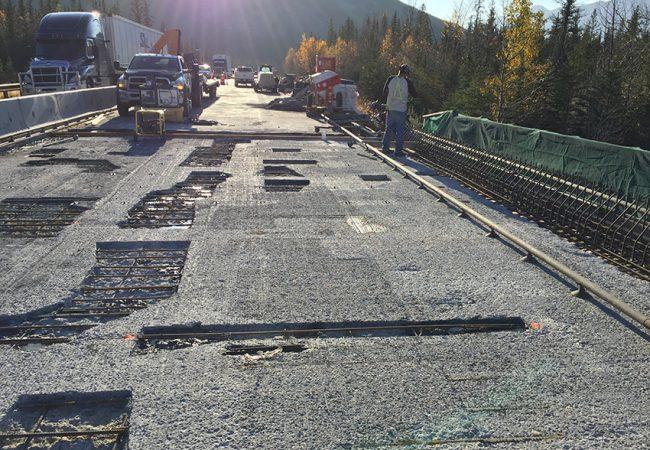 Snaring Fiddle River Bridge Rehabilitation